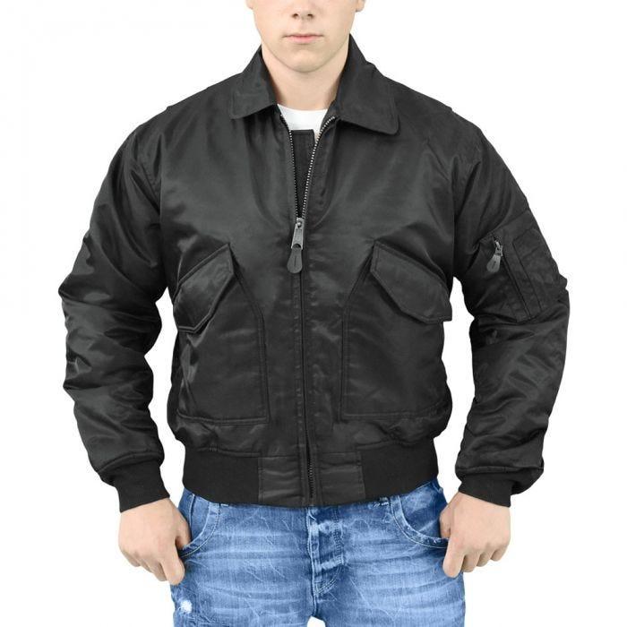 Surplus Blouson style aviateur CWU noir