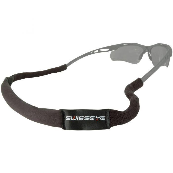 Swiss Eye Bandeau E-Tac multifonction noir