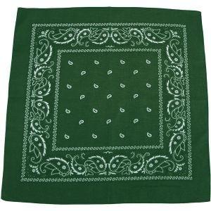 MFH Bandana en coton OD Green