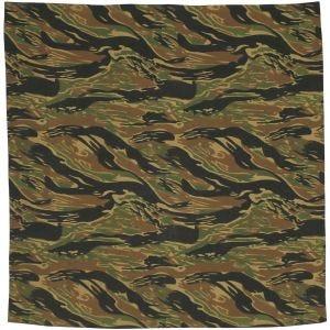 MFH Bandana en coton Tiger Stripe