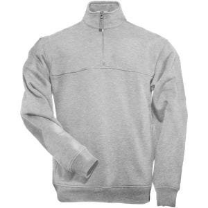 5.11 1/4 Zip Job Shirt Heather Grey