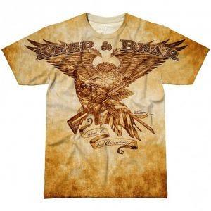 7.62 Design T-shirt Keep & Bear Natural