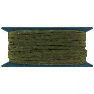 Highlander Corde utilitaire 4 mm x 15 m vert olive