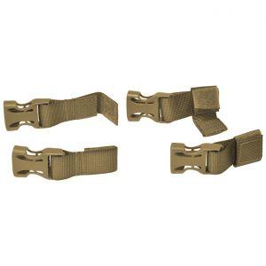 Civilian Kit adaptateur pour harnais de poitrine Varness-Pal Coyote