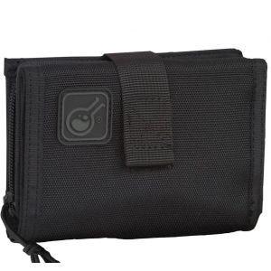 Civilian Portefeuille/housse de téléphone 2-in-1 iWallet noir