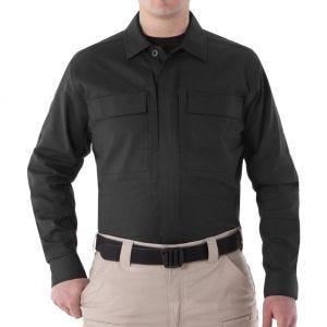 First Tactical T-shirt à manches longues pour homme BDU V2 noir