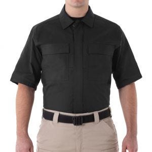 First Tactical T-shirt à manches courtes pour homme BDU V2 noir