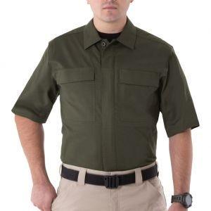 First Tactical T-shirt à manches courtes pour homme BDU V2 OD Green