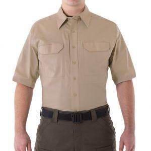 First Tactical T-shirt à manches courtes tactique pour homme V2 kaki