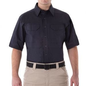 First Tactical T-shirt à manches courtes tactique pour homme V2 Midnight Navy