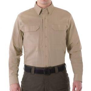 First Tactical T-shirt à manches longues tactique pour homme V2 kaki