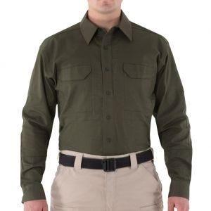 First Tactical T-shirt à manches longues tactique pour homme V2 OD Green