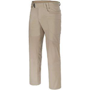 Helikon Pantalon tactique hybride en polycoton/riptsop kaki
