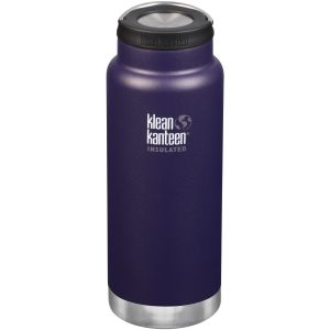 Klean Kanteen Gourde TKWide 946 ml isolante avec bouchon à anneau Kalamata