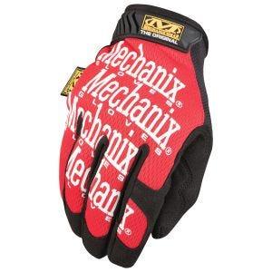 Mechanix Wear Gants The Original Rouge