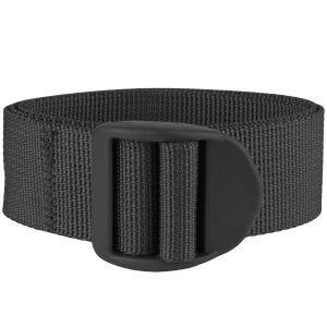 Mil-Tec Sangle avec boucle 25 mm x 150 cm noire