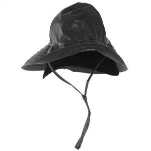 Mil-Tec Chapeau de pluie Southwestern noir