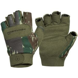 Pentagon Gants 1/2 Duty Mechanic Greek Lizard