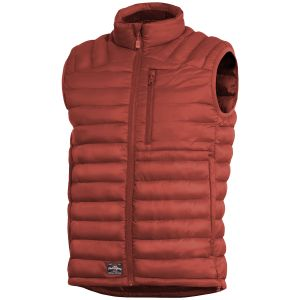 Pentagon Homer Vest Maroon Red
