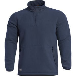 Pentagon Sweat Kedros en polaire Midnight Blue