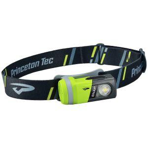 Princeton Lampe frontale LED blanche Tec Snap 200 verte/noire