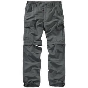 Surplus Pantalon à séchage rapide Outdoor Anthracite