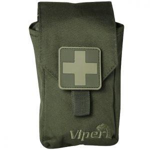 Viper Trousse de secours verte