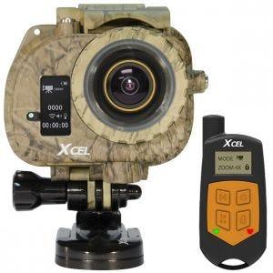 Xcel Caméra HD2 édition spéciale chasse noire