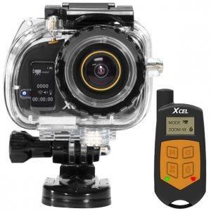 Xcel Caméra HD2 édition spéciale sport noire