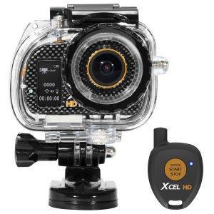 Xcel Caméra HD édition spéciale sport couleur carbone