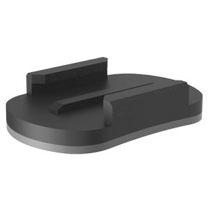 Xcel Supports arrondis adhésifs noirs