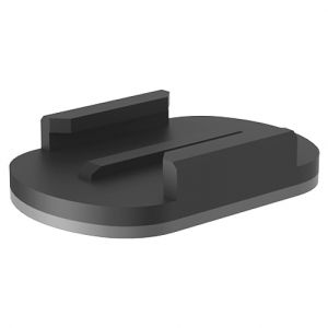 Xcel Supports plats adhésifs noirs