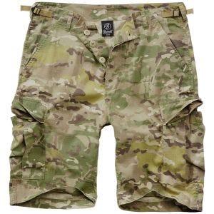Brandit BDU-Shorts Tactical Camo