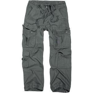 Brandit Pantalon Pure Vintage Anthracite