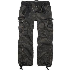 Brandit Pantalon Royal Vintage Dark Camo