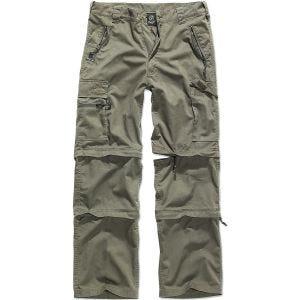 Brandit Pantalon Savannah vert olive