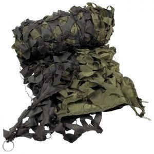MFH Filet de camouflage 2 x 3 m vert olive
