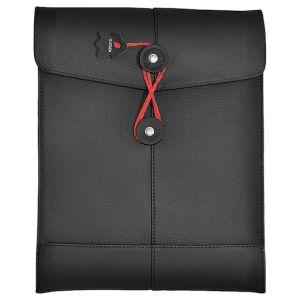 Civilian Housse en cuir pour iPad PadManila noire