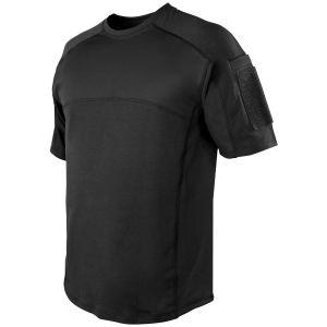 Condor T-shirt de combat Trident noir