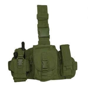 Condor Holster de jambe utilitaire Olive Drab