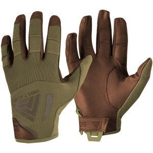 Direct Action Hard Gloves Leather Coyote