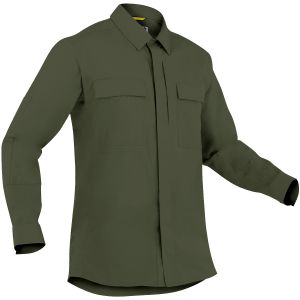 First Tactical T-shirt à manches longues pour homme Specialist BDU OD Green
