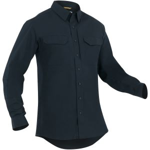 First Tactical T-shirt tactique à manches longues pour homme Specialist Midnight Navy