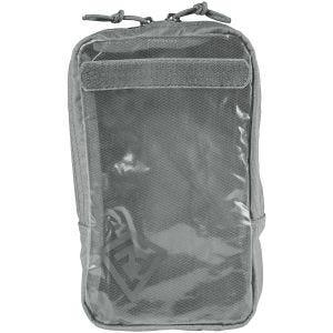 First Tactical Pochette Velcro Tactix 6x10 Asphalt