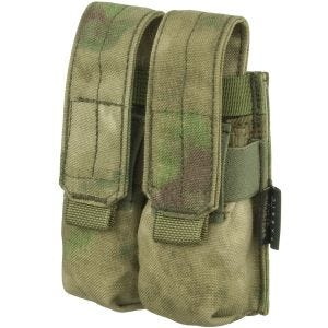 Flyye Porte-chargeur double 9 mm Ver. FE MOLLE A-TACS FG