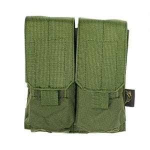 Flyye Porte-chargeur double M4/M16 MOLLE Olive Drab