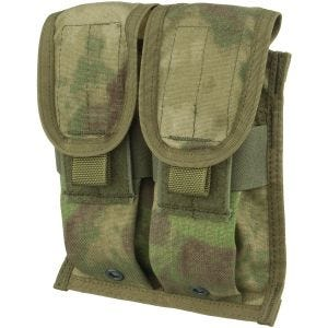 Flyye Porte-chargeur double M4/M16 Ver. FE MOLLE A-TACS FG