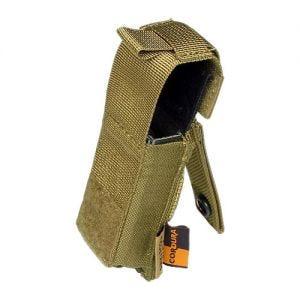 Flyye Porte-chargeur de pistolet .45 MOLLE kaki
