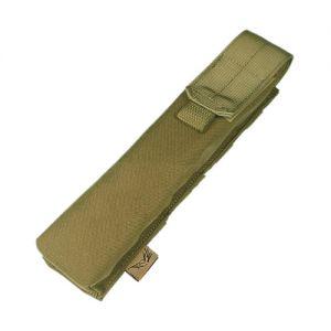 Flyye Porte-chargeur simple MOLLE pour P90/UMP kaki