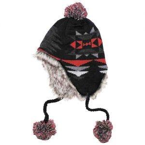 Fox Outdoor Bonnet péruvien Peru Ica noir/rouge